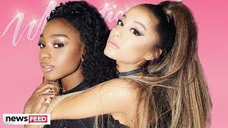 Ariana Grande and Normani COLLAB On New Song &#39Motivation&#39!