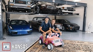 Meet Hoovies Garage: The Man Who Owns 15 Broken Cars!