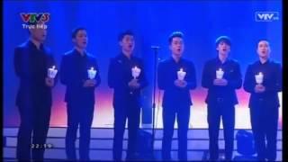 Vietnam's Got Talent 2016 – Dàn hợp xướng trẻ Công giáo Hà Nội 08/04