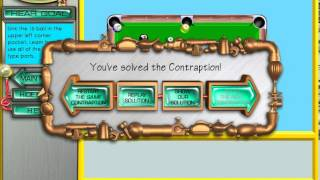 Return of the Incredible Machine:  Contraptions - Tutorial Levels