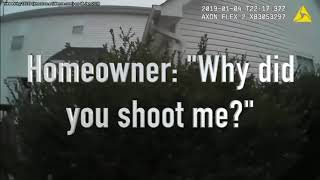 Don't Get Shot--Interacting with the Police at Home