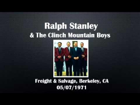 【CGUBA329】 Ralph Stanley & The Clinch Mountain Boys 05/07/1971