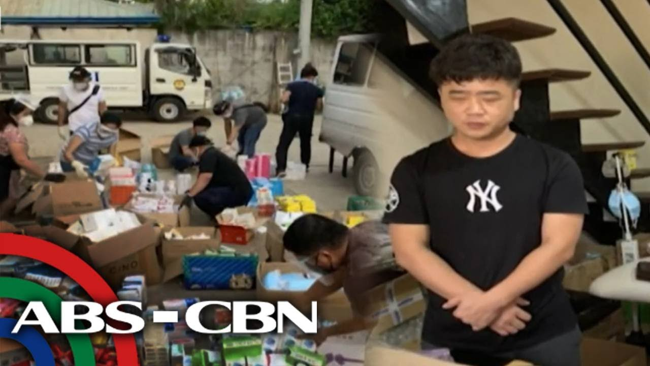 Chinese na nagpakilalang doktor na nagbebenta ng 'di rehistradong gamot, arestado   Aug. 7, 2020