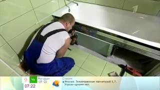 Как сделать нишу под ванной из гипсокартона?