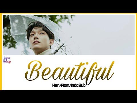 CHEN 첸 - Beautiful '아름다워' (HEART 4 U Original Soundtrack)   Lirik Terjemahan