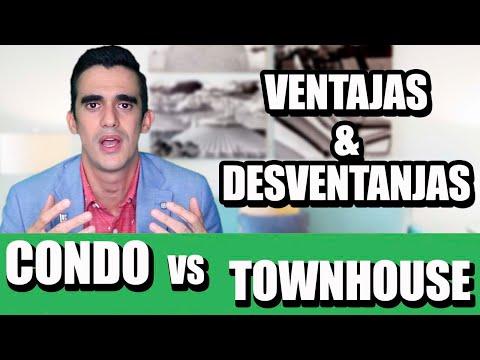 ✅ Diferencias entre CONDO vs TOWNHOUSES vs. SINGLE FAMILY  👍ventajas Y 👎desventajas