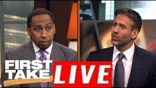 ESPN FIRST TAKE 26/June/2019 LIVE Stream HD | Stephen A. Smith & MAX Kellerman l GET UP LIVE Today