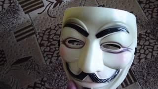 обзор Кремовой Маски Гая Фокса (Анонимуса)(Решил сделать обзор на маску Гая Фокса . JOIN VSP GROUP PARTNER PROGRAM: https://youpartnerwsp.com/ru/join?88065., 2012-12-25T07:02:38.000Z)