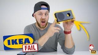 🇸🇪 Tenhle repráček si nekupujte! IKEA ENEBY Portable je opět levný, ale... | WRTECH [4K]