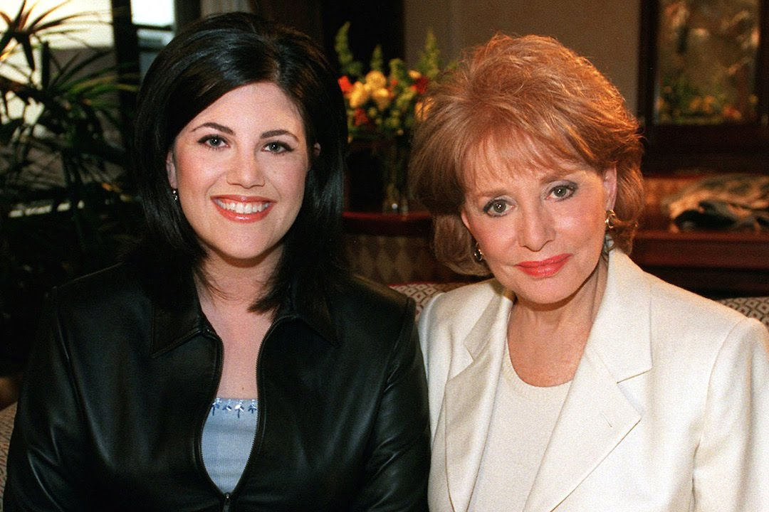Barbara Walters Really Wants Monica Lewinsky On The View