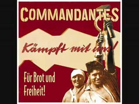 Commandantes - An Rhein und Ruhr