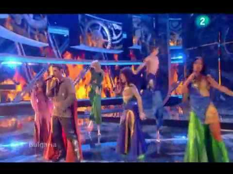 Eurovision 2009 BULGARIA 1st Semifinal HQ