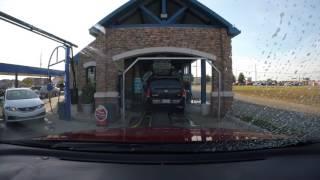GoPro Car Wash: Tidal Wave Auto Spa in 4K!