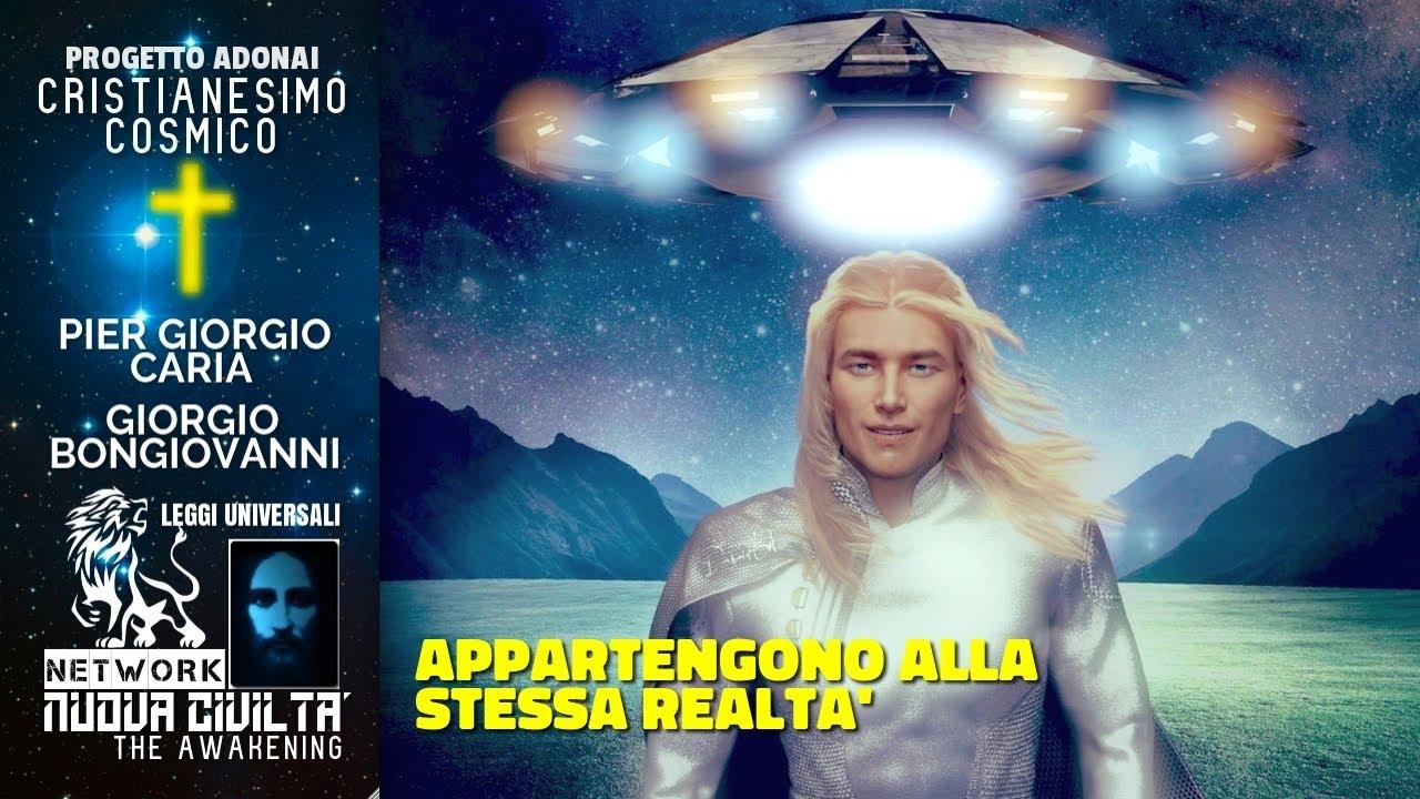 Pier Giorgio Caria, Giorgio Bongiovanni - Appartengono Alla Stessa Realtà