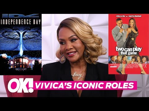 Vivica A. Fox Faces The Truth On Her Most Famous Films
