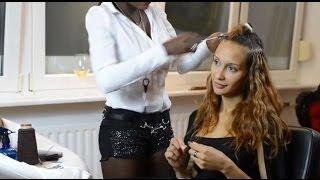 Haarverlängerung: Besonders schonende Methode für Echthaar-Extensions = ohne Kleben oder Clips!