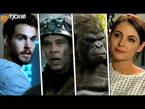 Mon-El Returns, Clifford DeVoe Origin story, Gorilla Grodd on Legends, Thea Retuns on TJC Podcast 30