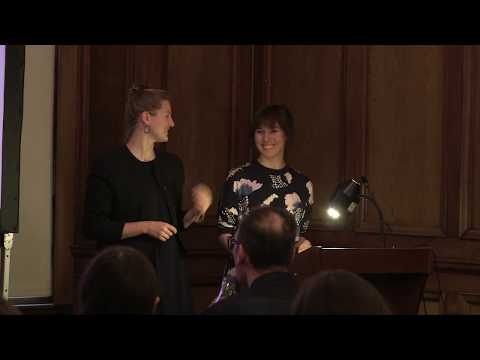 Language Game[s]: Anna Ridler and Georgina Ward Dyer - Action Tells his Story