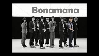 Repeat youtube video Super Junior - Bonamana (English Lyrics)