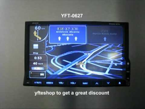 Watch on gps sd card for car radio