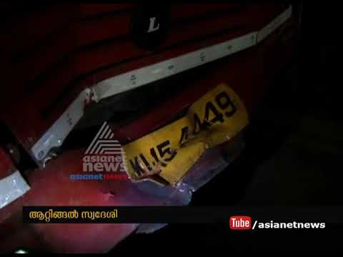 Youth who stole KSRTC bus from Kollam; arrested   FIR 22 Aug 2017