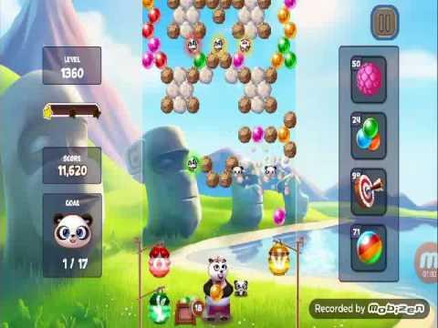 Panda Pop- Level 1360