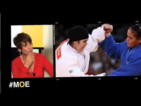VIDEO Clarence Rodriguez : Wodjan Shaherkani a ouvert la porte à d † autres Saoudiennes sportives