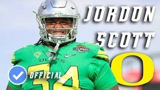 Jordon Scott || Freshman All-American || Official Oregon Highlightsᴴᴰ