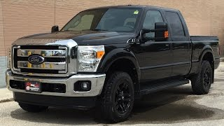 2014 Ford F-250 Super Duty XLT 4WD - Crew Cab, Fuel Wheels and BFG Tires, Running Boards