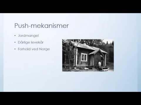 Norge i endring på 1800-tallet
