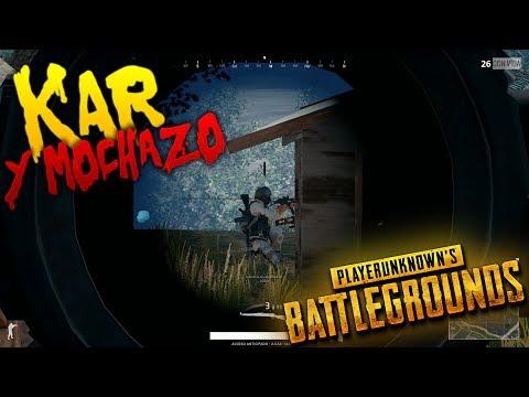 LA LIADAAAAAAAAA!! POR UN SEGUNDO!! - PLAYERUNKNOWN'S BATTLEGROUNDS GAMEPLAY ESPAÑOL