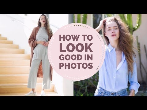 How To Look Good In Every Picture| Model Tips thumbnail