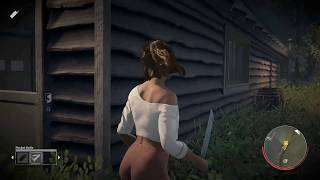 Friday the 13th  The Game - Keeping Jason in Check! Part 1 (Tiffany Cox)