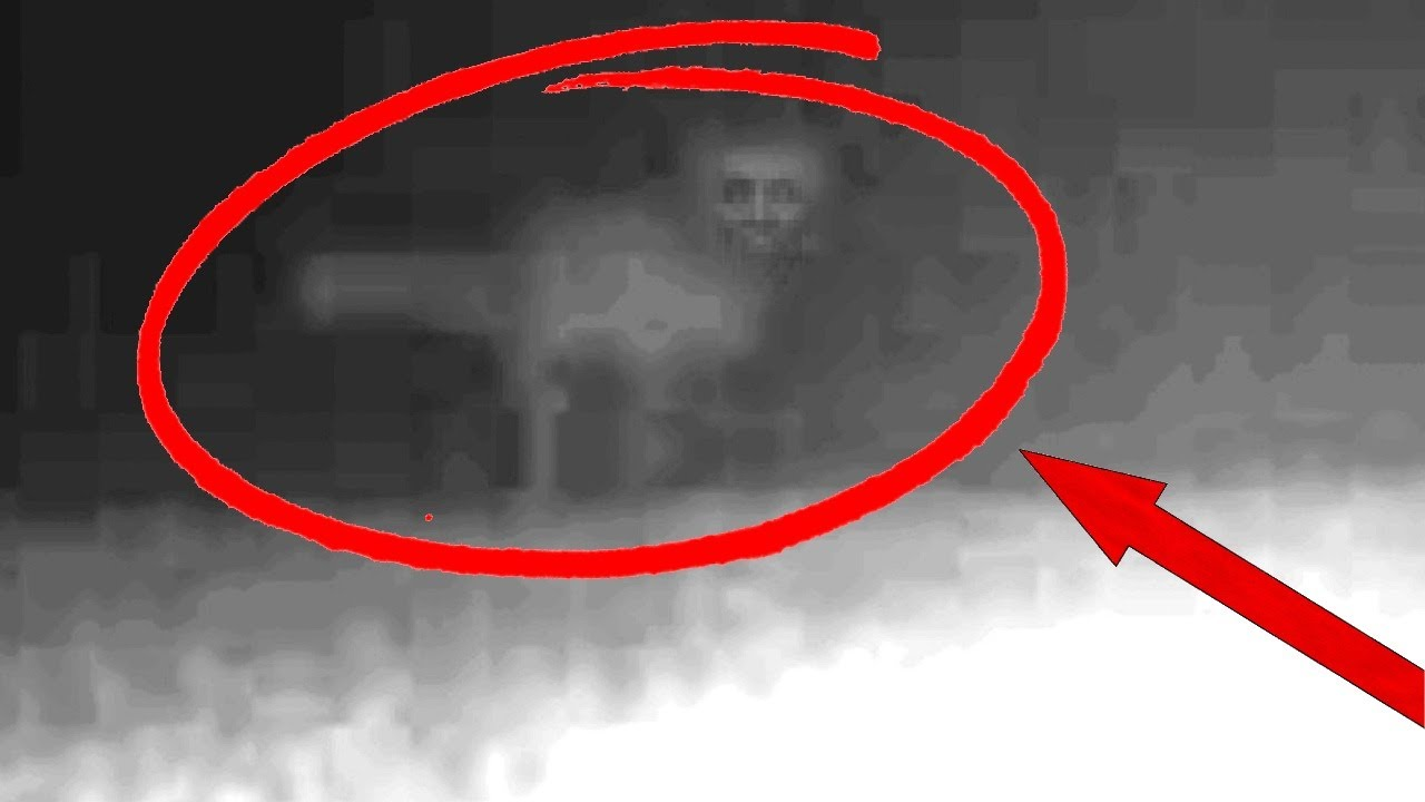 Cryptid Creature Caught On Tape - YouTube