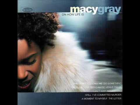 Macy Gray - I Try (Acapella)