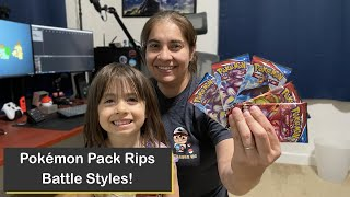 Pokémon Sword & Shield: Battle Styles Pack Ripping with the Poké Trainer Nic Fan Club