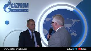 Gazprom Space Systems @ IBC 2019