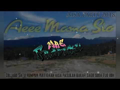 Aeee Mama Sio Eee Elomen Rap Lagu Acara Papua 2018