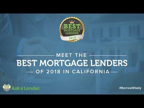 Meet California's Best Mortgage Lenders 2018 | Ask a Lender