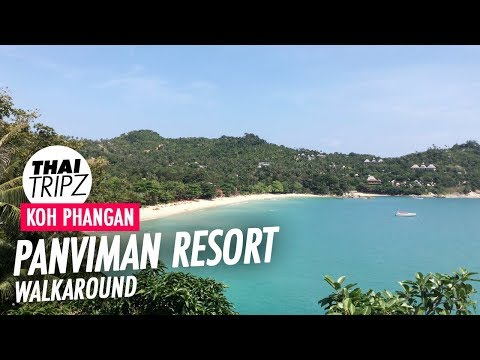 Panviman Resort Walkaround - Koh Phangan - 4K