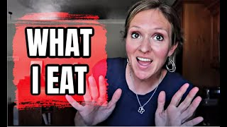 WHAT I EAT IN A DAY TO LOSE WEIGHT | QUICK AND EASY MEALS