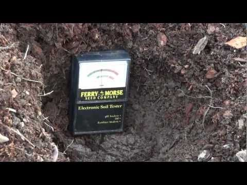 Do it yourself soil test measure ph doovi for Soil yourself