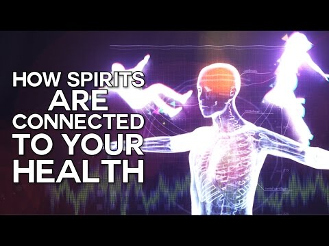 How Spirits are Connected to Your Health – Swedenborg and Life