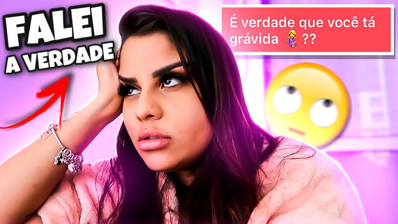 CHEGA DE MISTÉRIO!!!! *respondi tudo*