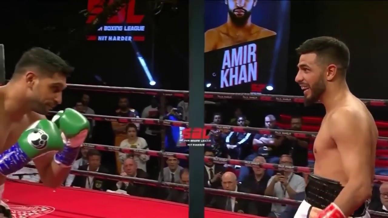 Amir Khan beats Australia's Billy Dib in Jeddah's Super Boxing