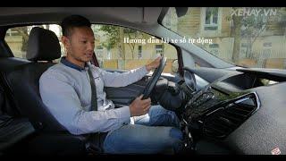 Hướng dẫn lái xe số tự động [XEHAY.VN]