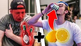FIFA 17 EKEL DRINKS CHALLENGE! (Kotz-Alarm)