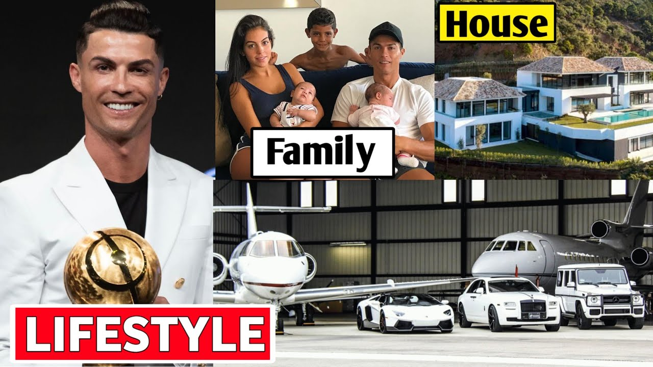 Cristiano Ronaldo Lifestyle 2021, Income, House, Cars, Family, Biography,Private Jet,Yacht,Net Worth