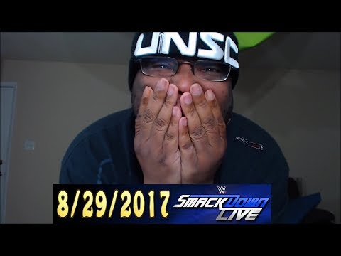 WWE SmackDown August 29, 2017 Live...