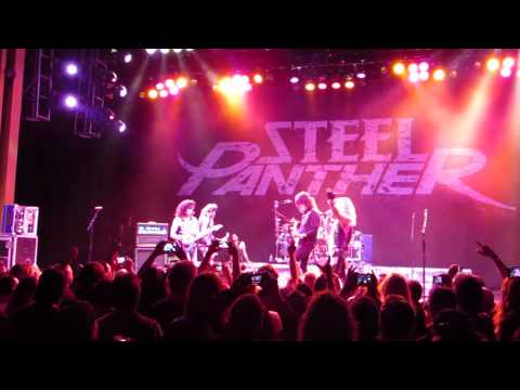 Steel Panther Kiss Cover I Love It Loud With Tommy Thayer At The Grove In Anaheim